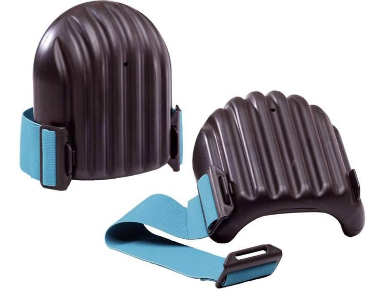 2483 Kniebeschermer standaard Zwart, Blauw