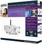 BoomBoom 460 – audio-ontvanger, Bluetooth, incl. versterker, aptX