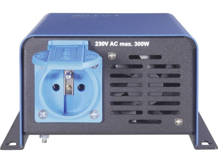 Omvormer IVT DWS-2000-12 V FR 2000 W 12 V-DC Afstandbedienbaar Schroefklemmen Geaarde contactdoos