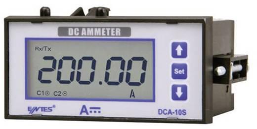 DCA-10S programmeerbare DC-stroommeetinstrument inbouwinstrument met RS-485 interface