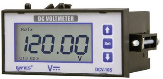 DCV-10S programmeerbaar DC-spanningsmeetinstrument inbouwinstrument met RS-485 interface