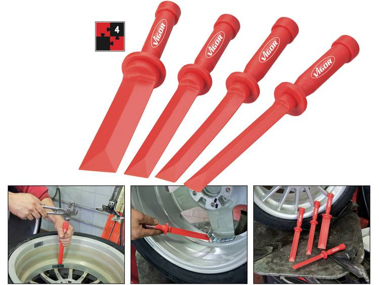 Vigor V2512 Zelfklevend gewichtverwijderingsset