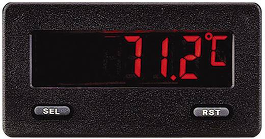 Wachendorff CUB5TC rood/groen Inbouwmeetinstrument CUB5TC R/G afhankelijk van de voeler, -10 tot +65 mV Inbouwmaten 68 x