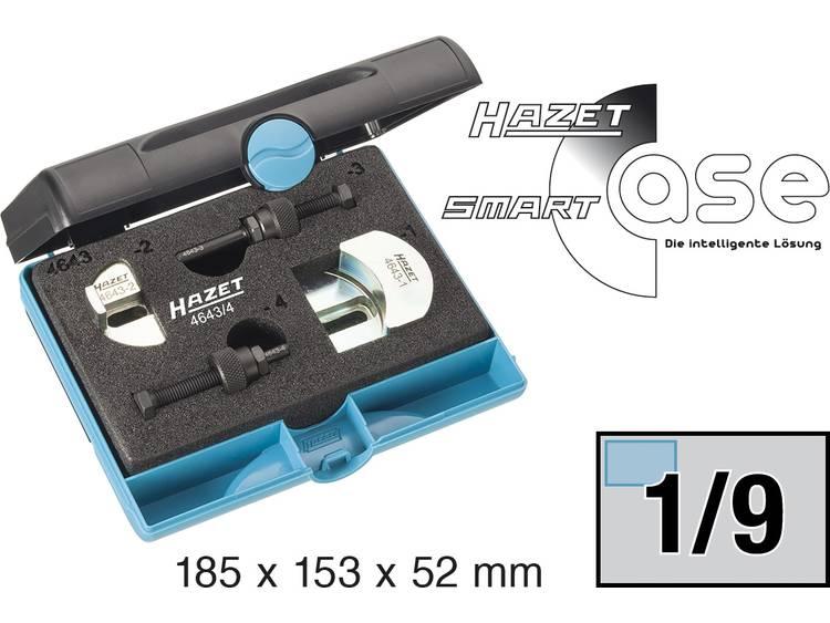 Hazet 4643 4 Multi V gereedschapsset, 4 delig