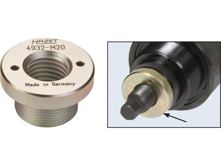 Hazet 4932 M20 Adapter voor holle zuigercilinder