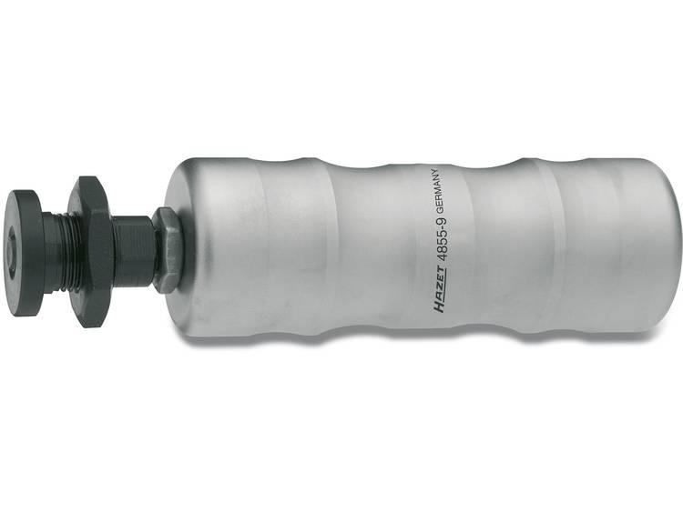 Hazet 4855 9 Impact Extractor met het aansluiten van een deel
