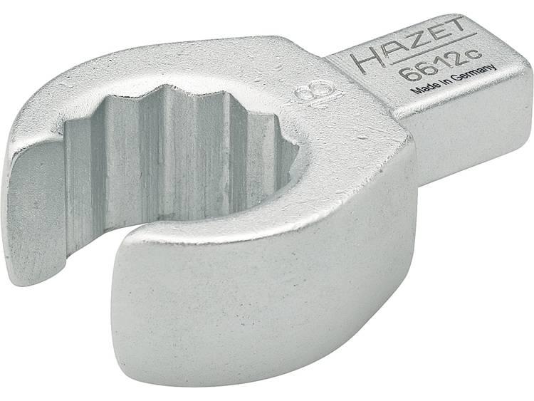 Hazet 6612C 21 Open plug in sleutelring