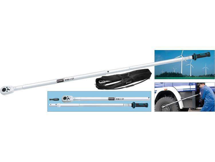 Hazet 6170 1CT 6170 1CT Momentsleutel met omschakelbare ratel 1 (25 mm) 800 2000 Nm