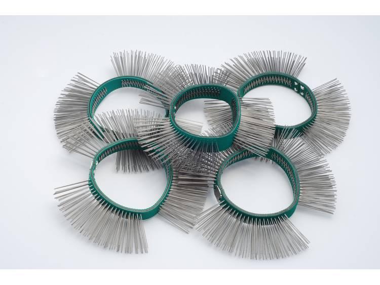 Hazet 9033 6 05 5 Borstel riem 11 mm breed, fijne, rechte tips