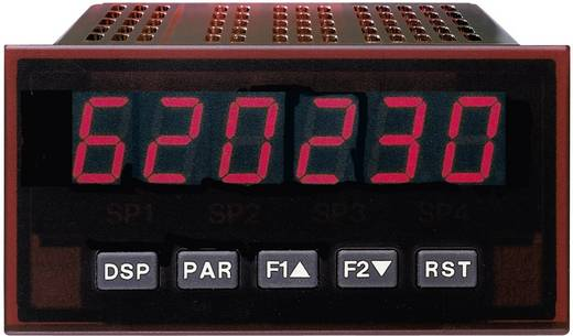 Wachendorff PAXI DC Bedrijfsurenteller-module LED