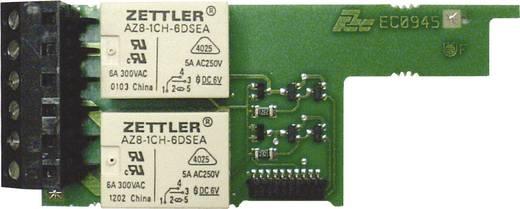 Wachendorff PAX Relaiskarte PAXCDS10 Relaiskaart 2 relais Geschikt voor PAXD/PAXI-serie