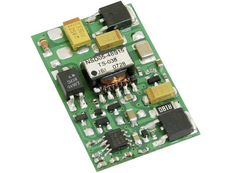 DC DC converter Mean Well NSD05 48S5 1000 mA