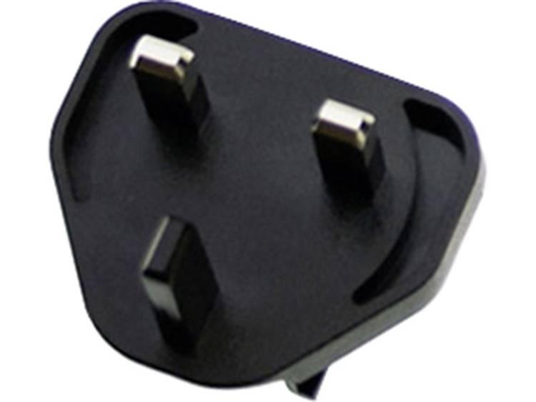 Mean Well AC PLUG UK Adapterstekker Geschikt voor merk Mean Well