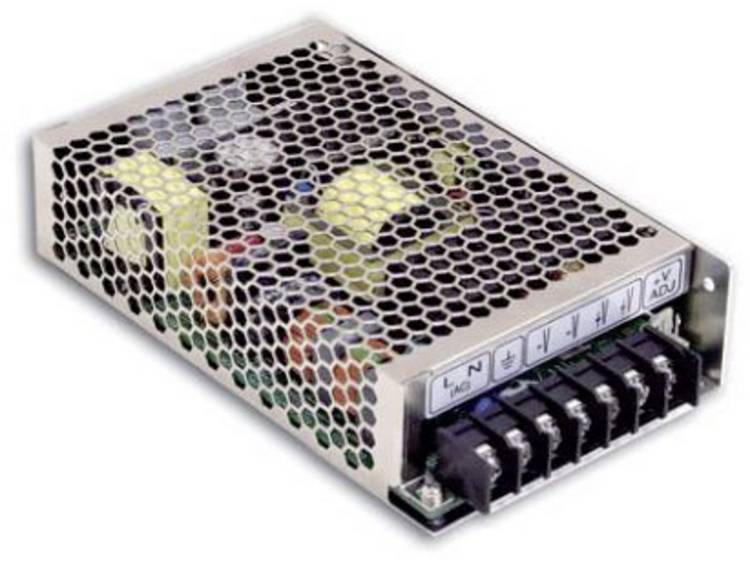 Mean Well HRPG 150 5 AC DC inbouwnetvoeding gesloten 5 V DC 26 A 130 W