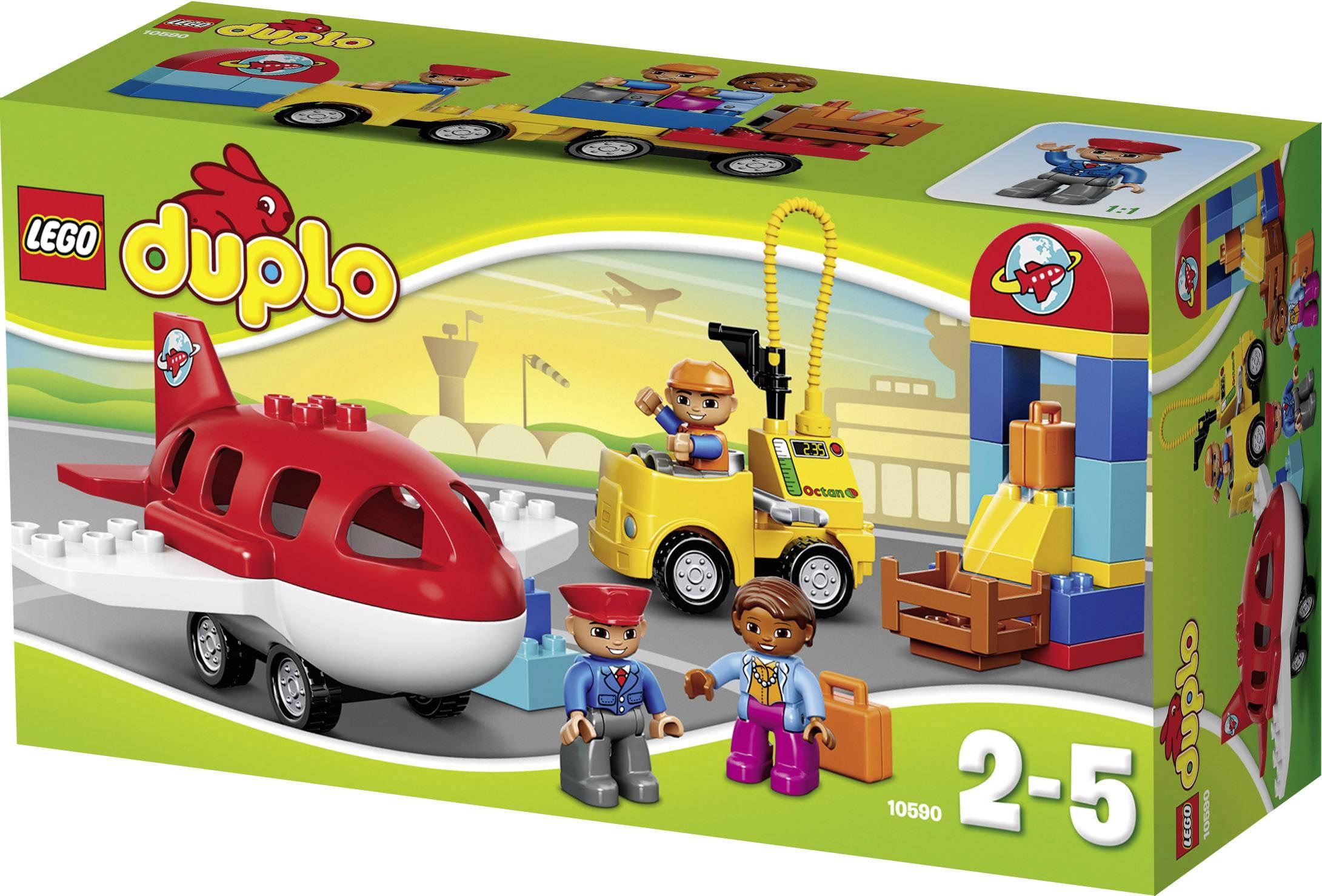 Lego Duplo 10590 Luchthaven Conradnl