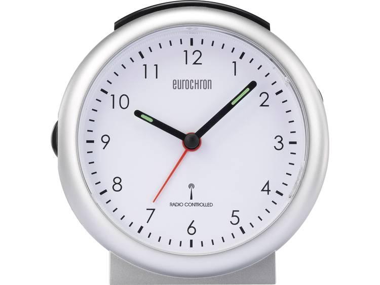 Wekker Zendergestuurd Grijs Alarmtijden: 1 Eurochron EFW 1750