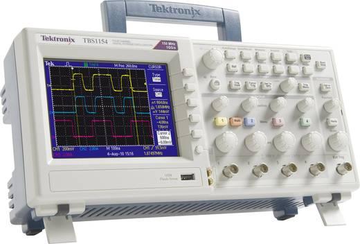Digitale oscilloscoop Tektronix TBS1064 60 MHz 4-kanaals 1 GSa/s 2.5 kpts 8 Bit Digitaal geheugen (DSO)