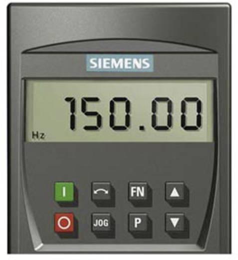 Siemens Siemens Basispaneel 6SE6400-0BP00-0AA1 6SE6400-0BP00-0AA1