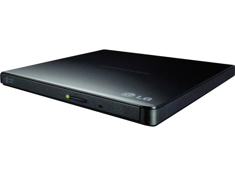DVD RW 8x Slimline black USB 2.0