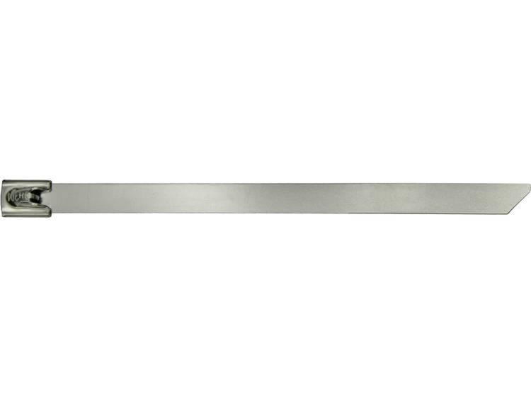 Kunzer 7EKB360 Kabelbinder 360 mm Zilver Hittegestabiliseerd 10 stuks