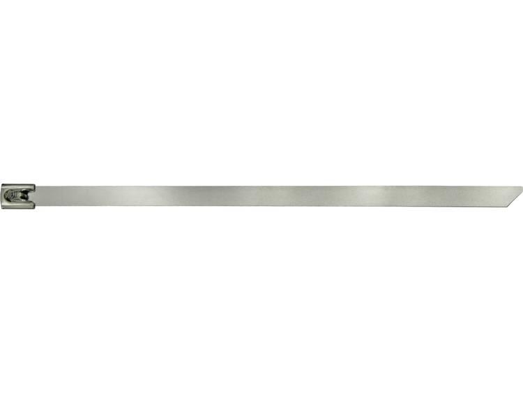 Kunzer 7EKB520 Kabelbinder 520 mm Zilver Hittegestabiliseerd 10 stuks