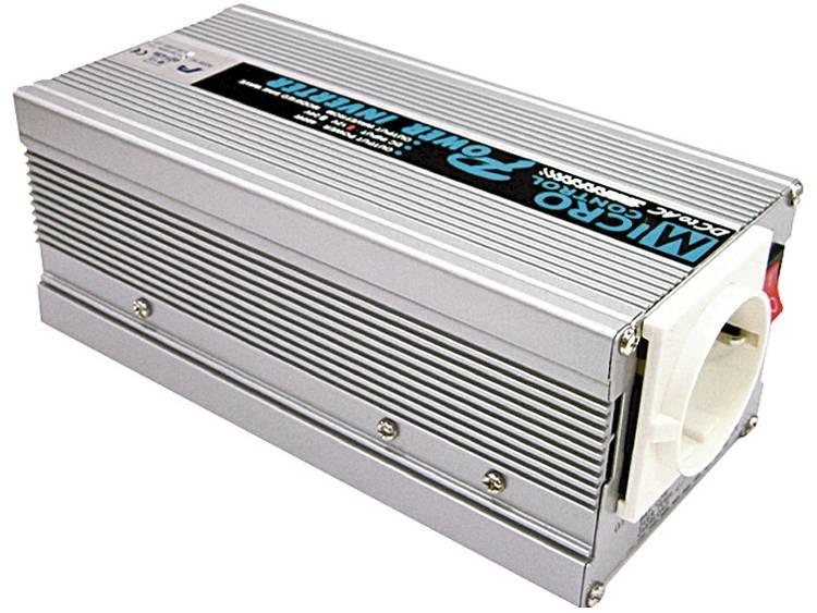 Omvormer MeanWell A301-300-F3 300 W 12 V-DC 10 15 V-DC Schroefklemmen Geaarde contactdoos