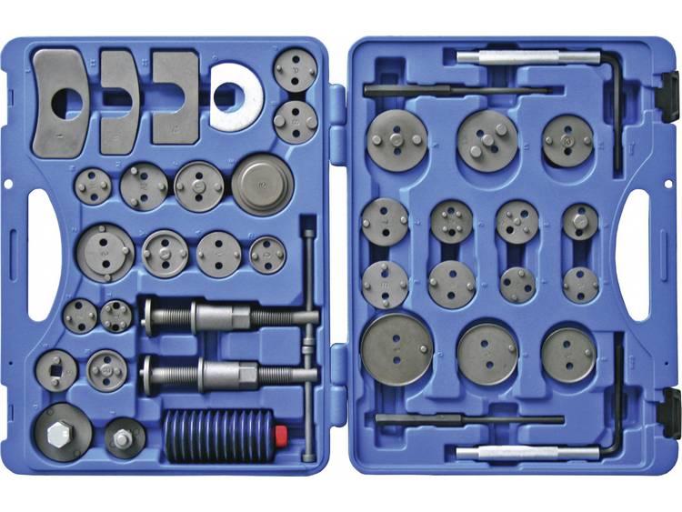 Kunzer 7BW41 Remzuigerterugzet gereedschapset, 41 delig