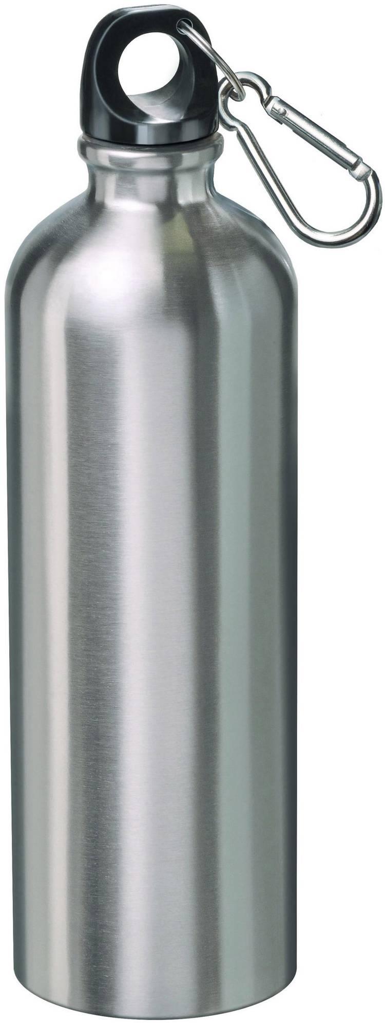 Image of MATO sportfles met karabijnhaak roestvrij staal 750 ml