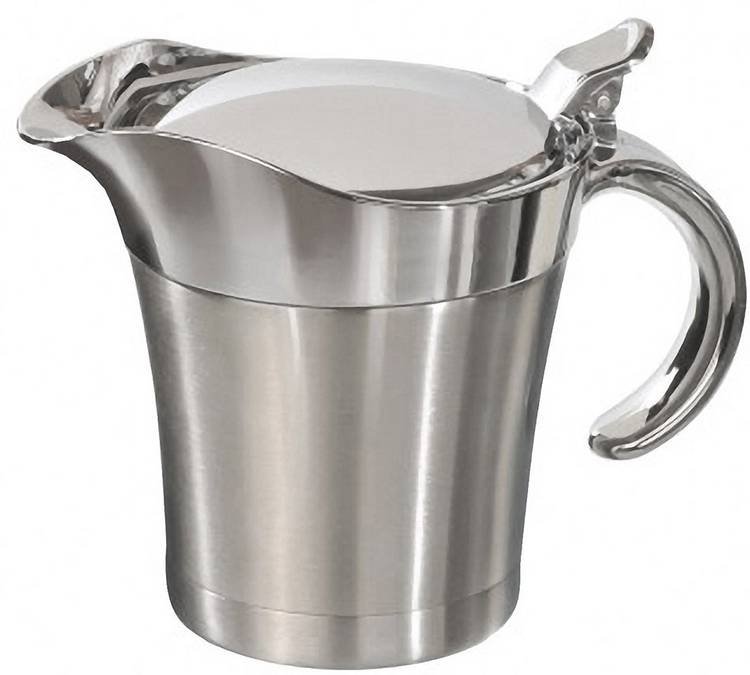 Image of MATO 4279 Sauciere Thermisch Stainless Steel 0,4 Liter