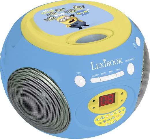 lexibook rcd102des verschrikkelijke ikke 2 cd radio voor. Black Bedroom Furniture Sets. Home Design Ideas