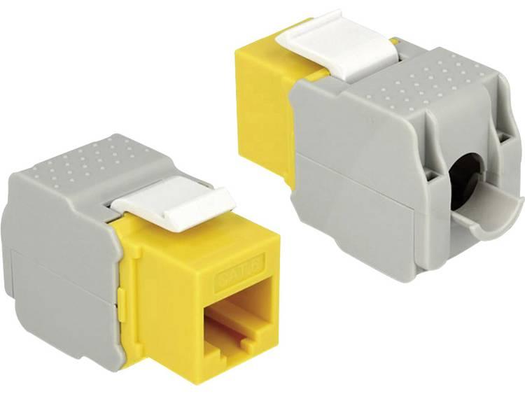 Delock Keystone-module RJ45-bus >LSA cat.6 UTP