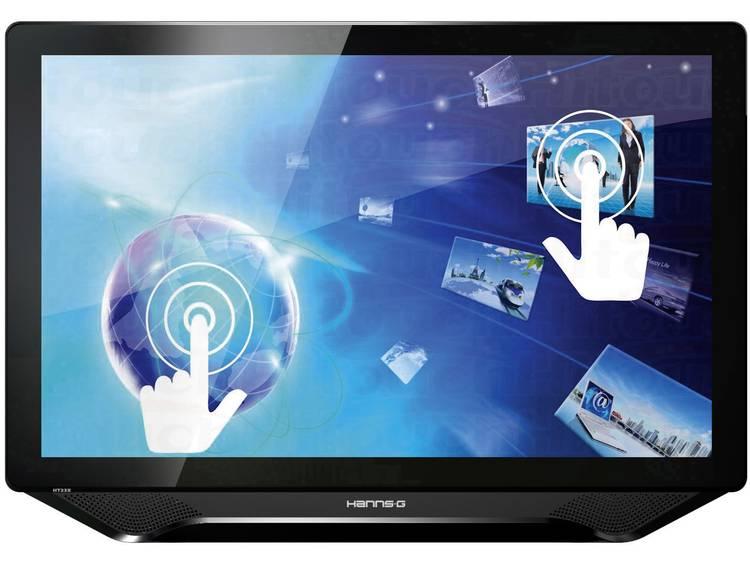 Hanns-G HT231HPB Touchscreen monitor 58.4 cm (23 inch) 1920 x 1080 pix 16:9 5 ms DVI, HDMI, VGA, USB