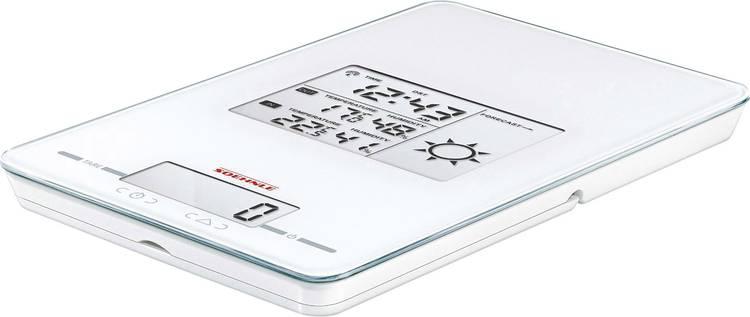 Image of Digitale keukenweegschaal Digitaal Soehnle Page Meteo Weegbereik (max.)=5 kg Wit