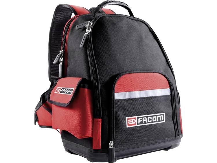 Facom Laptoprugzak Geschikt voor maximaal (inch): 38,1 cm (15) Zwart, Rood