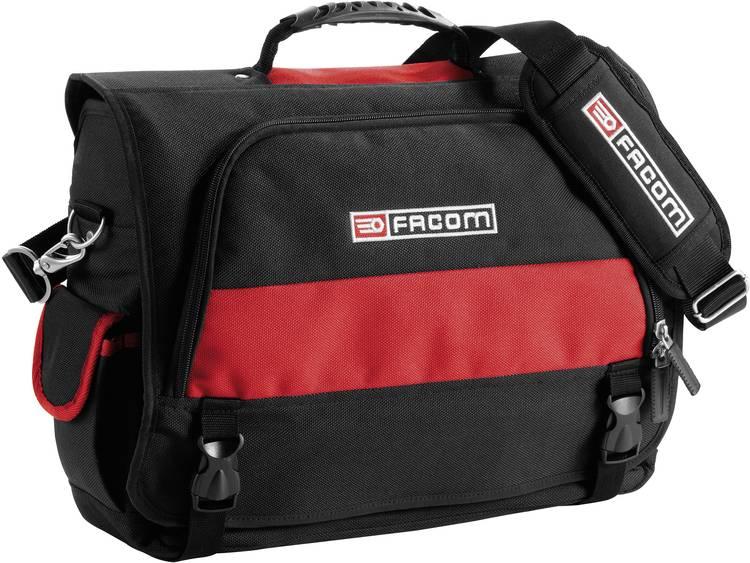 Facom Laptoptas Geschikt voor maximaal (inch): 38,1 cm (15) Zwart, Rood