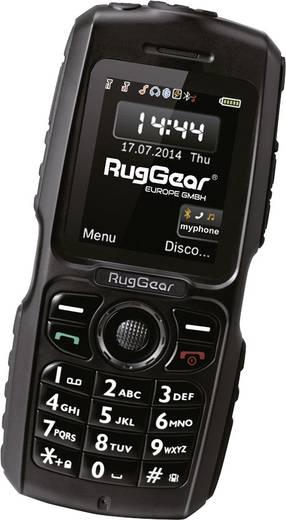 RugGear A00100 Outdoor telefoon Zwart