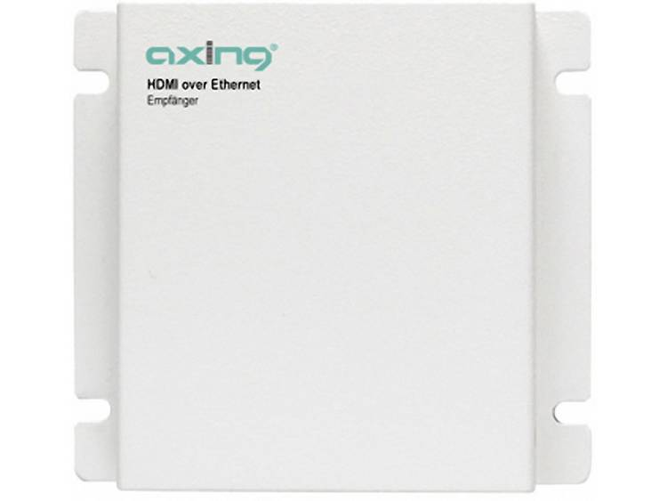 Axing HoE 1-01 HDMI over Ethernet-ontvanger Axing