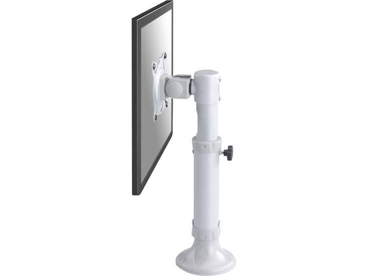 Monitor-tafelbeugel NewStar FPMA-D025SILVER 25,4 cm (10) - 76,2 cm (30) Kantelbaar, Roteerbaar