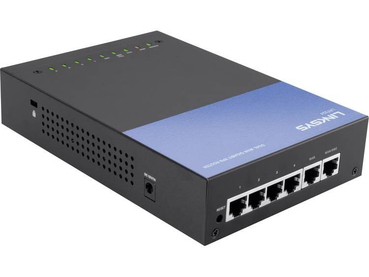 Linksys LRT224-EU Dual WAN Gigabit VPN Router