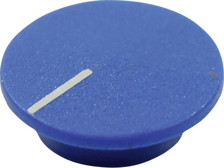 Afdekkap Met wijzer Blauw Geschikt voor Draaiknoppen K21 Cliff CL1774 1 stuks