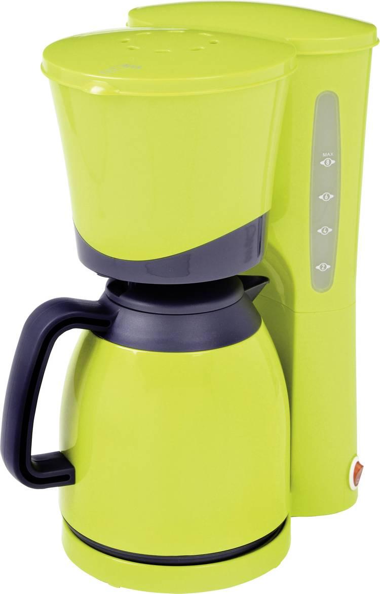 Image of Koffiezetapparaat EFBE Schott SC KA 520.1 LEMONE Helder-groen Capaciteit koppen=8 Thermoskan