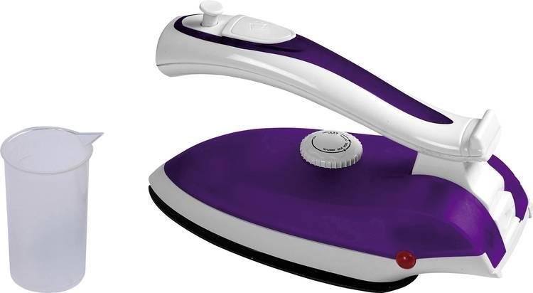 EFBE Schott TKG DAT 1000 Reisstrijkijzer Wit violet