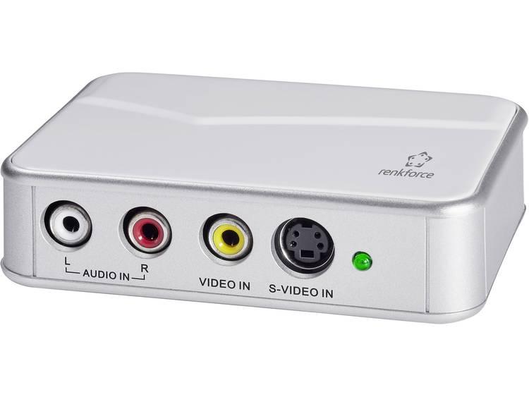 Renkforce USB 2.0 digitaliseringbox GR2