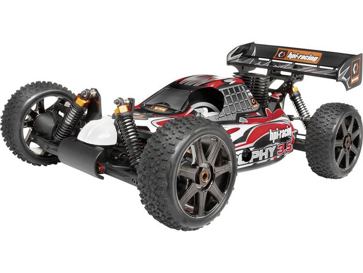 HPI Racing 1:8 RC auto Nitro Buggy 4WD RTR 2.4 GHz