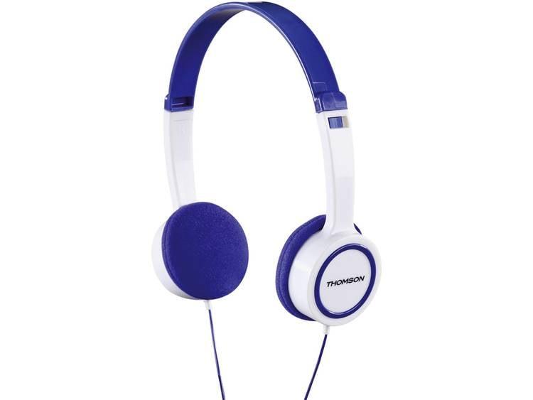 Thomson lichtgewicht koptelefoon HED1105BL On-Ear-Kinderkopfhörer