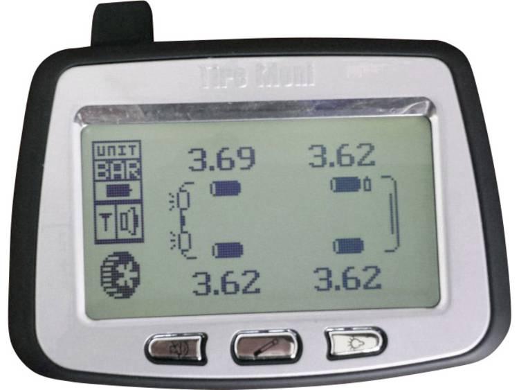 TireMoni TM 240 Bandenspanningscontrolesysteem incl. 4 sensoren