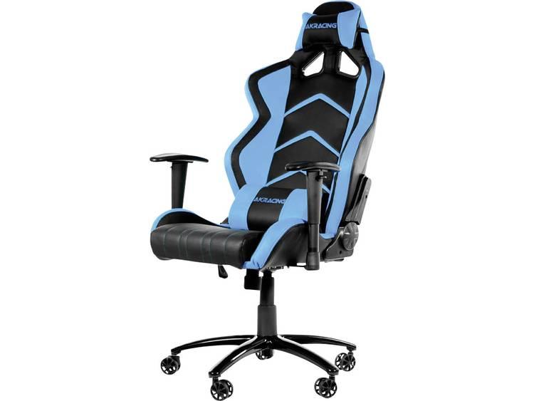 AKRACING Player Gaming Chair Schwarz/Blau Gaming stoel Zwart, Blauw