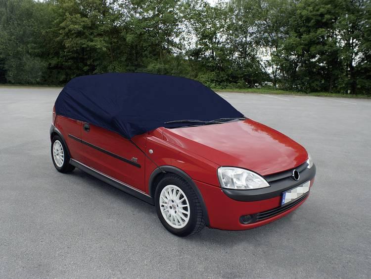 Image of APA Halbgarage Polyester Gr. L Autohoes half (l x b x h) 266 x 165 x 58 cm Half Sedan