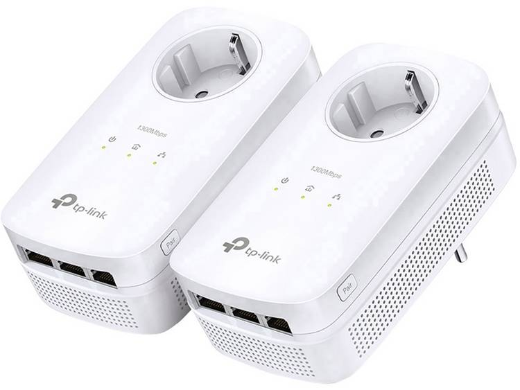 TP-LINK TL-PA8030P KIT Powerline starterkit 1.3 Gbit/s