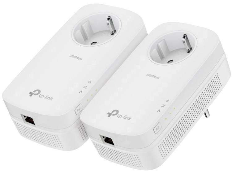 TP-LINK TL-PA8010P KIT Powerline starterkit 1.3 Gbit/s